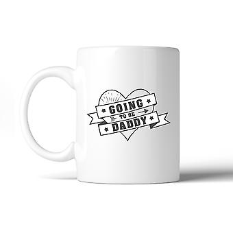 Going To Be Daddy Cute Design Mug Perfect Baby Shower Gifts For Him