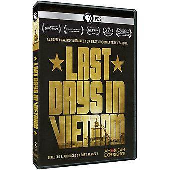 American Experience: Last Days in Vietnam [DVD] USA import