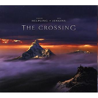 David Helpling & Jon Jenkins - Crossing [CD] USA Importer