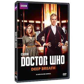 Doctor Who: Deep Breath [DVD] USA import