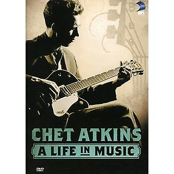 Chet Atkins - Chet Atkins: A Life Music [DVD] USA import