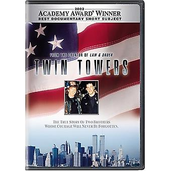 Twin Towers [DVD] USA import