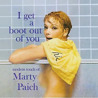 Marty Paich - I Get a Boot Out of You + the Picasso of the Big B [CD] USA import