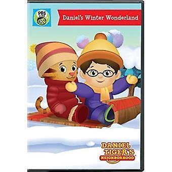 Daniel Tiger's Neighborhood: Daniel's Winter [DVD] USA import
