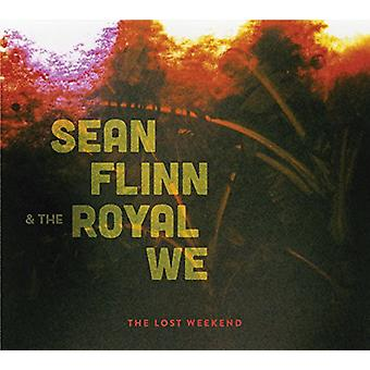 Sean Flinn & Royal - vi tabte Weekend [CD] USA importerer
