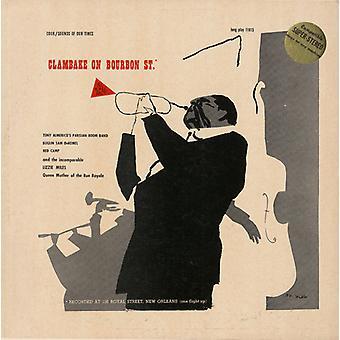 Clambake på Bourbon Street - Clambake på Bourbon Street [CD] USA importerer