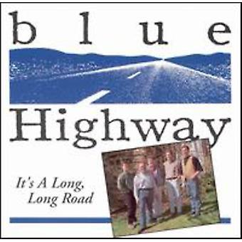 Blå motorvej - det er en lang lang vej [CD] USA import