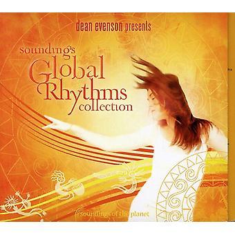 Dean Evenson - sonderinger globale rytme samling [CD] USA import