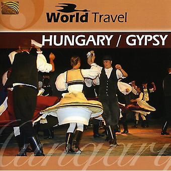 Farkas Jr., Andras & Ensemble - World Travel: Hungary/Gypsy [CD] USA import