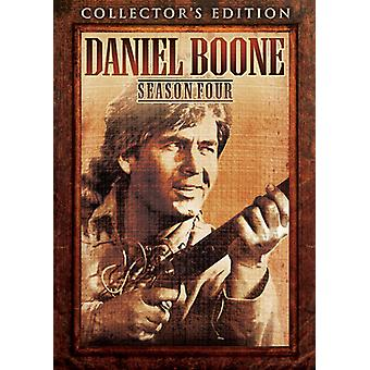 Daniel Boone: Season Four [DVD] USA import