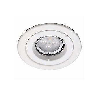Ansell ICage Mini Downlight 50W GU10 bianco
