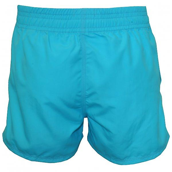 Drogba & Co. by HOM Beach Boxer Shorts, Turquoise