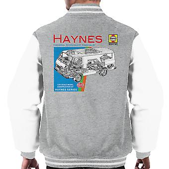 Haynes ejere Workshop Manual 0637 VW LT Van mænds Varsity jakke