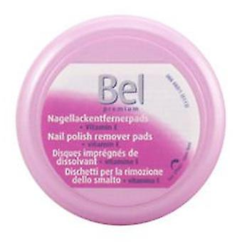 Bel Premium Discs Removers Nails 30 Pieces (Woman , Makeup , Nails , Nail polish remover)