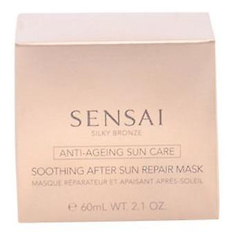 Kanebo Sensai Silky Bronze Soothing After Sun Repair Mask 50 ml