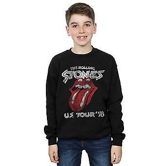 Rolling Stones drenge U.S. 78 Tour Sweatshirt