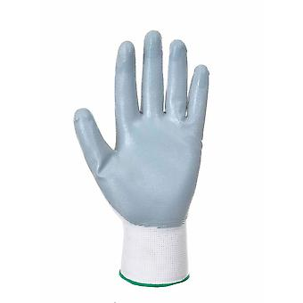 Portwest - Flexo Grip Nitrile General Handling Glove (1 Pair Retail Bags)