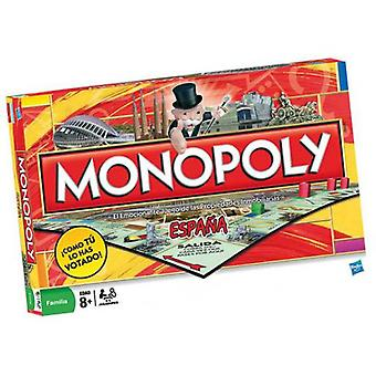 Parker Games Monopoly Spain (Toys , Boardgames , Strategic)