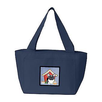 Cane casa collezione francese Bulldog nero bianco Lunch Bag