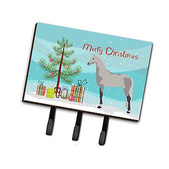 Orlov Trotter Horse Christmas Leash or Key Holder