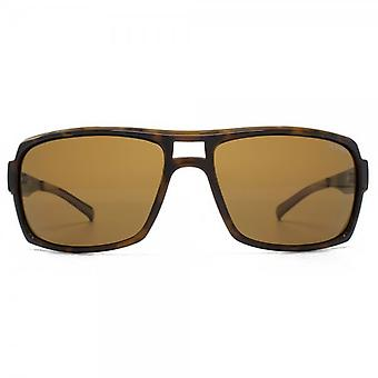 Animal Endo Plastic Pilot Sunglasses In Tortoiseshell