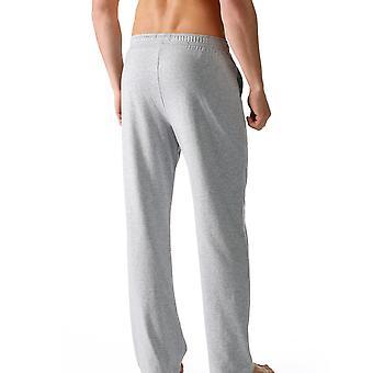 Mey 24660-620 Men's Lounge Grey Solid Colour Pajama Pyjama Pant