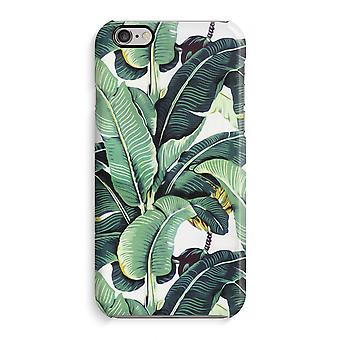 iPhone 6 / 6S Full Print Case (Glossy) - Banana leaves