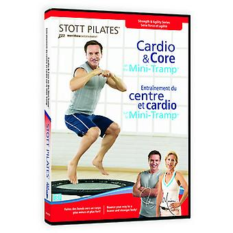 Cardio & Core on the Mini-Tramp (Eng/Fre)/(Dub) [DVD] USA import