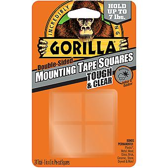 Gorilla Double-Sided Mounting Tape Squares 1