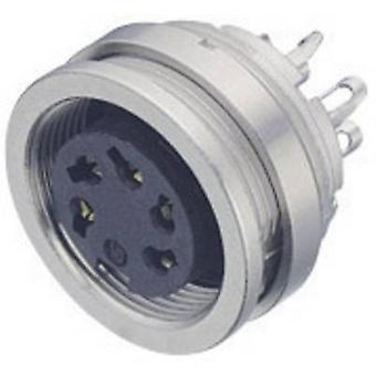 Binder 09-0128-00-07 09-0128-00-07 Micro Circular Connector Nominal current (details): 5 A Number of pins: 7
