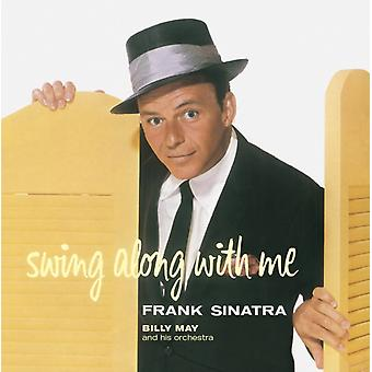 Swing Along With Me [VINYL] by Frank Sinatra