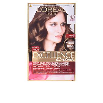 L ' Oreal Professionnel experto Excellence Creme Tinte Caramelo Chocolate mujeres