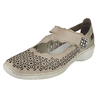 Ladies Rieker Casual Shoes 413G4