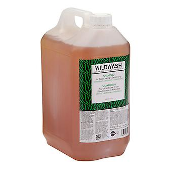 Wildwash Shampoo For Deep Cleaning And Deodorising 5L