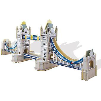 Educa 3D Monument Tower Bridge (Babies and Children , Toys , Boardgames)