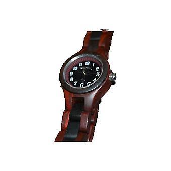 Stationnez en bois poignet montre montre bracelet montre dames bois bois de santal bois montre cadeau idée cadeau unique