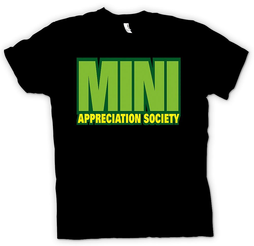 Mens T-shirt - Mini Appreciation Society