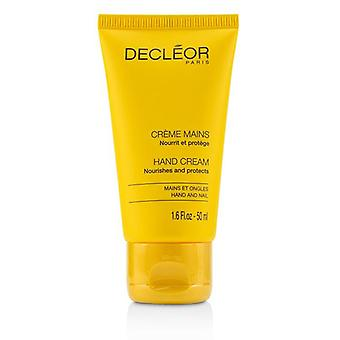 Decleor Hand Cream - Nourishes & Protects - 50ml/1.7oz