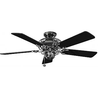 Ceiling Fan Gemini Pewter with pull cord 107 cm / 42