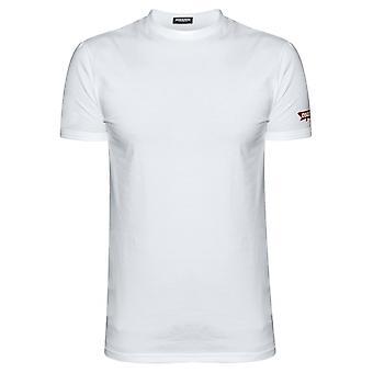 DSQUARED2 Underwear DSQUARED2 White T-Shirt