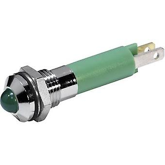 CML LED indicator light Green 24 Vdc 19040046