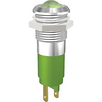 Signal Construct LED indicator light Green 24 Vdc 15 mA SMBD14224