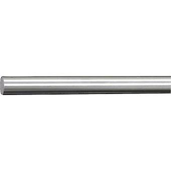 Silver steel shaft Reely (Ø x L) 4 mm x 500 mm