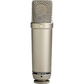 Studio microphone RODE Microphones NT1-A Transfer type:Corded in