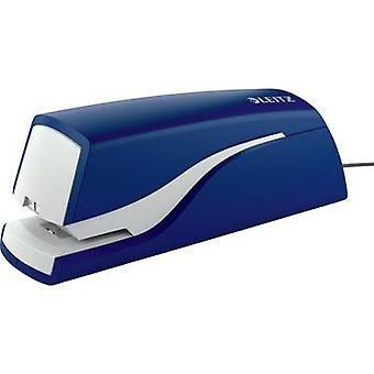 Leitz 5532-00-35 Electric stapler Blue (W x H x D) 49 x 56 x 155 mm
