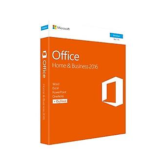 Microsoft Office Home 2016 & Business Software - scatola Pack - 1 PC