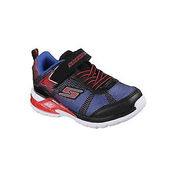 Skechers Childrens/Boys Erupters Ii Lava Waves Touch Fastening Trainers