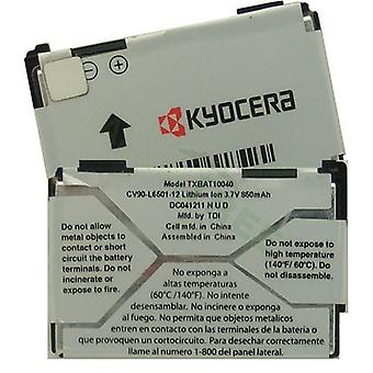 Kyocera TXBAT10013 OEM / TXBAT10040 Li-ion batterie pour Kyocera Koi KX4 (850mAh)