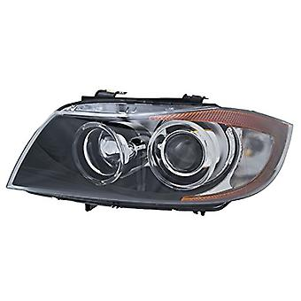 HELLA 354688051 Driver Side Headlight Assembly