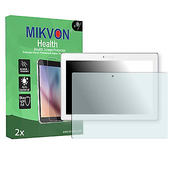 Lenovo Tab 2 A10-70 Screen Protector - Mikvon Health (Retail Package with accessories)